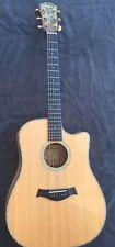 Acoustic guitar Taylor 600-spec flamed maple back & sides, sitka spruce top