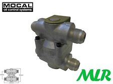 MOCAL OT/2G REMOTE OIL COOLER 80 DEGREE THERMOSTAT WITH AN -10 JIC FITTINGS BCT