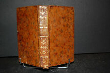 Voltaire; la henriade avec les nouvelles variantes 1765, notes de l'abbé Lenglet