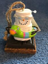 Midwest Cannon Falls Original S'mores Ornament Swimmer With Innertube