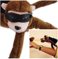 Popular Cool Amusing Funny Flying Monkey Screaming Flying Slingshot Plush Toy PS