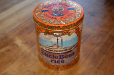 BOITE METAL COLLECTOR UNCLE BEN'S---------- /B5/