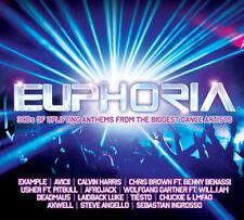 Various Artists : Euphoria 2011 CD (2011)