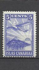 1967-SELLO LOCAL SOBRETASA ISLAS CANARIAS AVION AVIACION AEREO NUEVO* GUERRA CIV