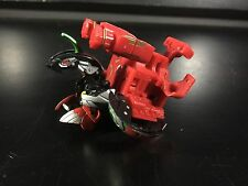 Bakugan Pyrus MK2 Helios and Twin Destructor (Japanese Exclusive)