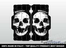 KIT ADESIVI FERITOIE RADIATORI ROCKMOTO KTM SX SX-F 2013 2014  2015 DECALS DEKOR
