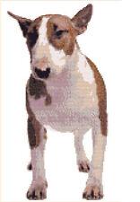 PUNTO Croce Kit-Bull Terrier 15CM x 30 cm