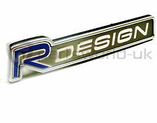 Volvo R Design Grille Emblem Badge 30695855 New, Original & Genuine