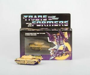 Transformers G1 Blitzwing brand new action figure MISB Gift