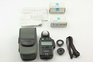 [MINT] Minolta Auto Meter iV F+FLAT DIFFUSER+REFLECTED-LIGHT ATTACHMENT ➡ Japan