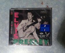 ELVIS PRESLEY. 1956. 2 ALBUMS ON 1 CD. NEW SEALED. 30 TITRES.