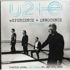 "U2 : ""Live at Las Vegas 2018"" (RARE 2 CD)"