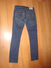 true religion jeans stella big T skinny jeans size 25