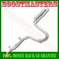 """Catback Exhaust 4"""" Muffler Tip for 05-07 Scion Tc Base Coupe 2D 2.4"""