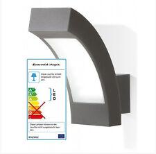 Lampada applique a led da esterno/interno illuminazione luce fredda faro faretto