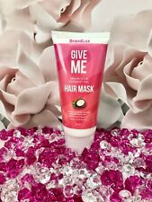 Give Me Hair Mask - Argan Oil & Coconut Oil - 100ml - Sealed - Deep Conditioning