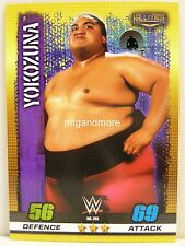 Slam Attax - #291 Yokozuna - 10th Edition