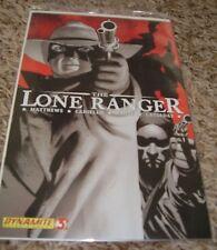 THE LONE RANGER #3 VARIANT NM Dynamite Entertainment 2006 series