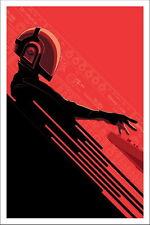 "174 Daft Punk - Thomas Bangalter Guy-Manuel de Homem-Christo 14""x21"" Poster"