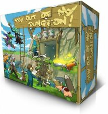 Stay out of My Dungeon Board Game Retail Edition by 2handsomegames