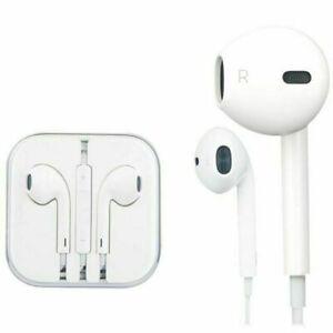 Apple EarPods White In Ear Canal Headset