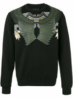 DEFECT LES HOMMES  geometric print sweatshirt