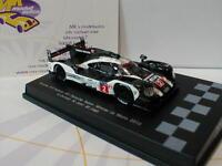 Spark 87LM16 - Porsche 919 Hybrid No.2 Le Mans 2016 R.Dumas,N.Jani,M.Lieb 1:87