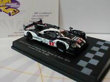 SPARK 87lm16-PORSCHE 919 Hybrid No. 2 Le Mans 2016 R. Dumas, N. Jani, M. GENTIL 1:87