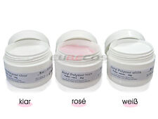 Acrylpuder Powder Acrylic Polymer Clear Acrylmodellage ACRYL PULVER 30g KLAR