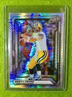 BRETT FAVRE CARD JERSEY #4 PACKERS PRIZM /99 SP REFRACTOR  2019 National VIP SSP