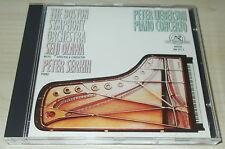 LIEBERSON-PIANO CONCERTO-FIRST ISSUE CD 1984-SEIJI OZAWA-NO BARCODE-RARE-MINT