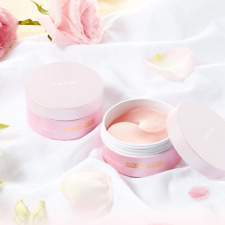 [Elra Story] Rose Gold Blossom Hydra Expert Eye Patch 60ea Anti-Aging K-Buauty