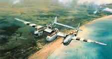 ROBERT TAYLOR Doolittle's D-Day P-38 Lightning Normandy USS HORNET Bonus - RARE