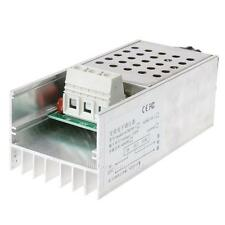 10000W 220V AC SCR Electronic Motor Voltage Regulator Dimmer Speed Controller US
