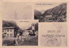 * VALPRATO SOANA - Panorami 1950