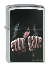 Zippo Kiss this Spiral Direct Spring 2011
