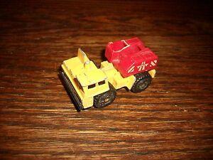 1984 Mobile Crane Matchbox Diecast 1/64 Scale Acceptable Nice Wheels Vintage WOW