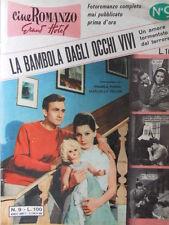 Cine Romanzo Grand Hotel n°9 1964 - La bambola dagli occhi vivi  [C47]