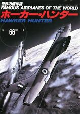 Famous Airplanes of the World #66 September 1997: Hawker Hunter