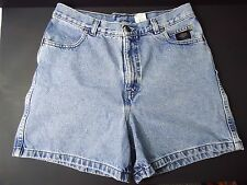 Harley Davidson Shorts Ladies Jean Shorts faded denim shorts Size 12