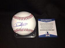 Dexter Fowler Signed Major League Baseball St Louis Cardinals Star Beckett