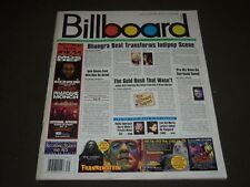 1999 SEPTEMBER 25 BILLBOARD MAGAZINE - GREAT VINTAGE MUSIC ADS & CHARTS - J 3254