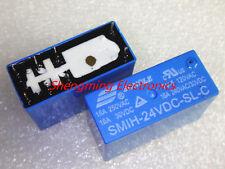10pcs 8pins 24V SMIH-24VDC-SL-C 16A 250VAC 30VDC Relay
