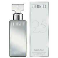 Calvin Klein Eternity 25th Anniversary Edition for Women 100ml EDP Spray