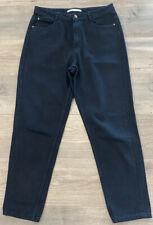EUC Womens US 8 (12) ZARA Trafaluc Mom Jeans Worn Once