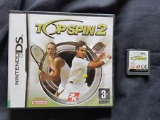 TOP SPIN 2 Nintendo DS Game
