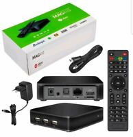 MAG 410 IPTV STB AndroidTV 6 4K / HEVC, Wi-Fi / Bluetooth YouTube Ministra