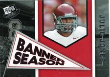 Julio Jones 2011 Press Pass Banner Season RC, FREE SHIPPING