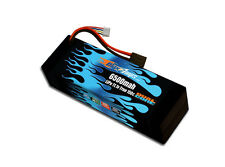Maxamps Hard Case Race Edition LiPo 6500 3S 11.1v Rustler VXL