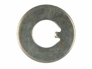 For 1983-1984 Plymouth Colt Spindle Nut Washer Rear Dorman 98495TJ